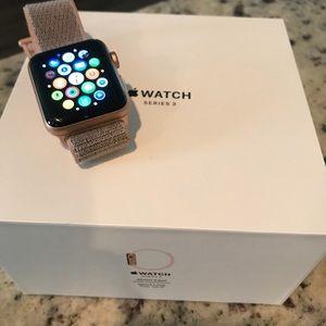 Apple Watch series 3 cellular sport loop